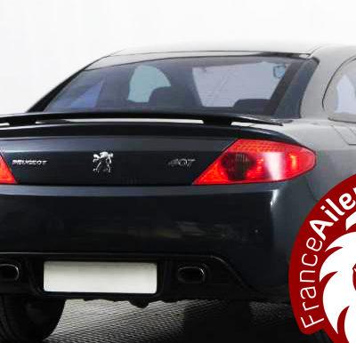 Becquet pour Peugeot 407 Coupé