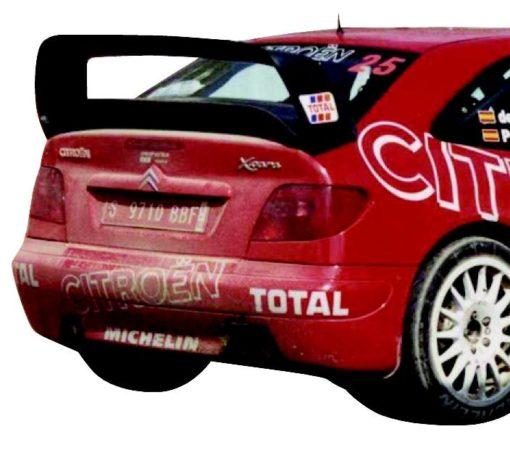 Aileron WRC pour Citroën Xsara et Xsara Coupé