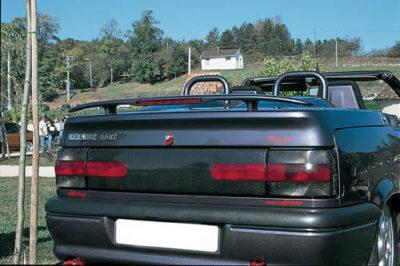 Aileron pour Renault 19 Cabriolet