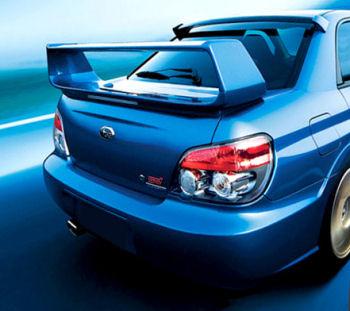 Aileron WRX Sti Replica pour Subaru Impreza 2