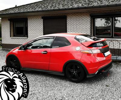 Becquet Type R pour Honda Civic 8 hatchback