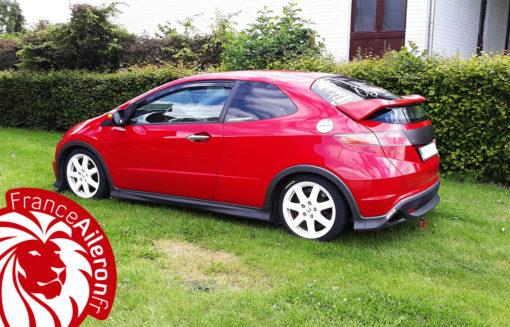Aileron Type R pour Honda Civic 8 hatchback