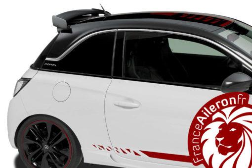 Spoiler pour Opel Adam