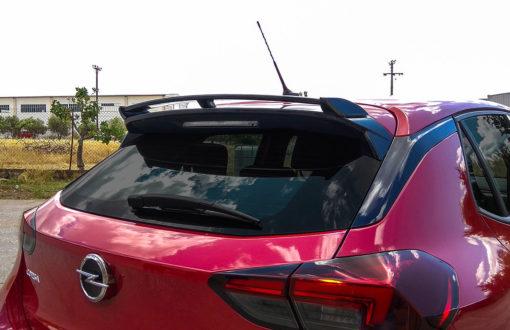 Aileron pour Opel Corsa F
