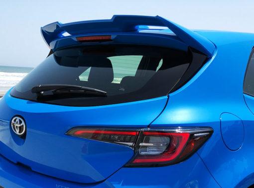 Aileron pour Toyota Corolla E21