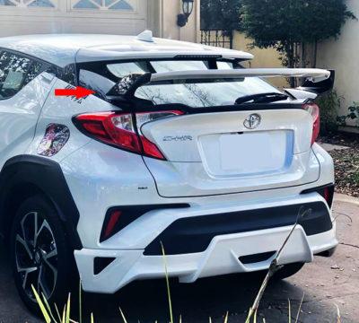 Aileron pour Toyota C-HR