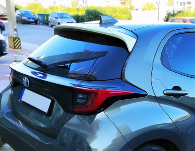 Becquet pour Toyota Yaris 4