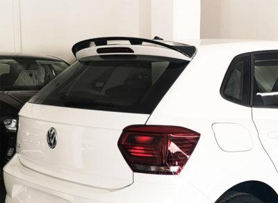 Spoiler pour VW Polo 6 (2G)