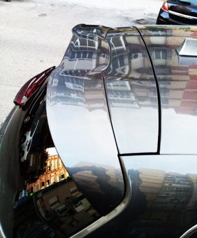 Spoiler GTI Replica pour Peugeot 208