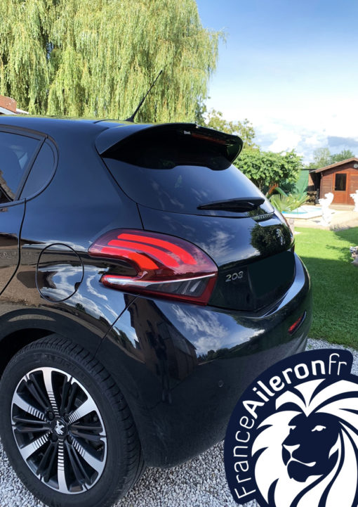 Becquet GTI Replica pour Peugeot 208