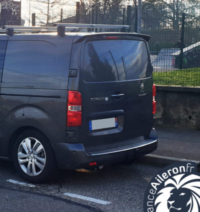 Becquet pour Peugeot Expert 3