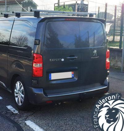 Spoiler pour Peugeot Expert 3