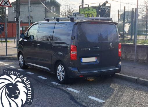 Aileron pour Peugeot Expert 3