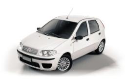 Punto II 5 portes (1999-2012)