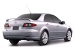 Mazda 6 - Phase 1 (2002-2008)