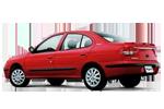 Megane 1 Sedan (avec coffre) (1996-2009)
