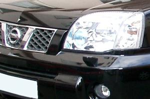 X-Trail I (2001-2007)