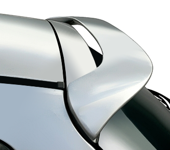 Aileron pour Peugeot 206