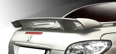 Spoiler pour Peugeot 206 CC