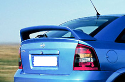 Aileron OPC Style pour Opel Astra G 3 et 5 portes