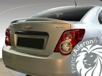 Aileron pour Chevrolet Aveo 2 Sedan