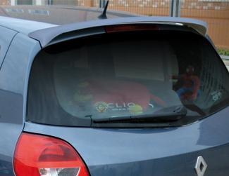 Aileron pour Renault Clio 3