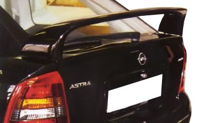 Aileron pour Opel Astra G 3 et 5 portes
