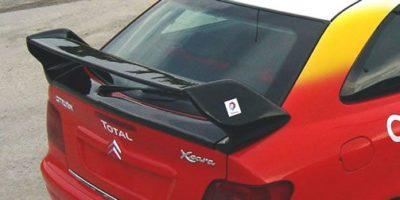 Aileron WRC pour Citroën Xsara