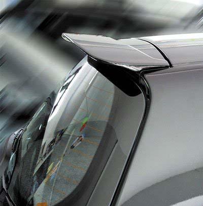 Aileron pour Toyota Yaris 1