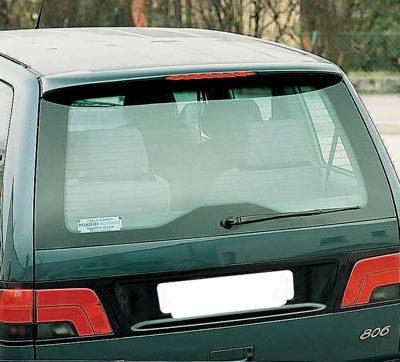 Becquet pour Peugeot 806 (avec feu stop)