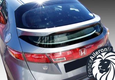 Becquet Type S pour Honda Civic 8 hatchback