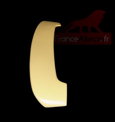 Becquet Origine pour Renault Clio 2 - Becquet prêt à être peint (possibilité de mise en peinture)
