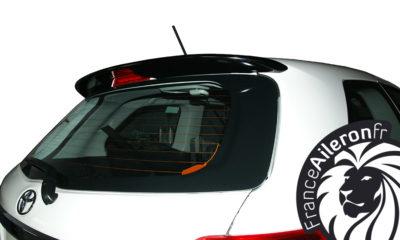 Spoiler pour Toyota Yaris 3