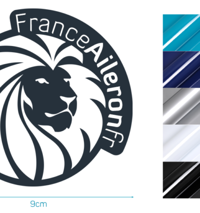 Sticker FranceAileron.fr